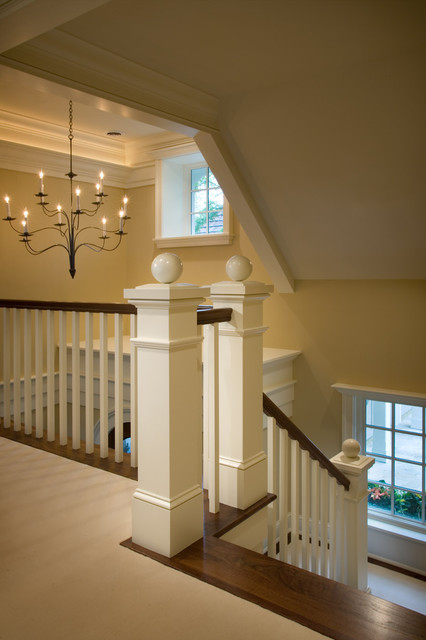 Robinsons Bay Residence traditional staircase