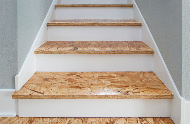 monopath homes transitional staircase minneapolis by andy campbell design company