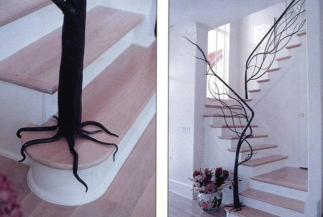 Tree modern-staircase
