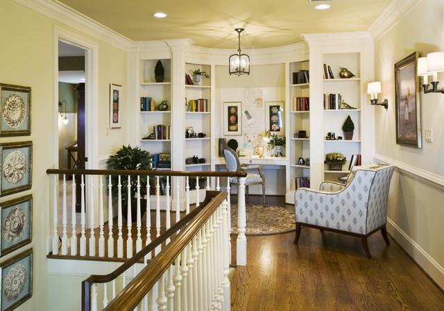 Treymore Traditional Staircase Philadelphia Gacek Design Group Inc