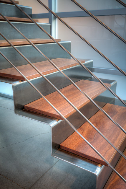 Steel Stair Detail