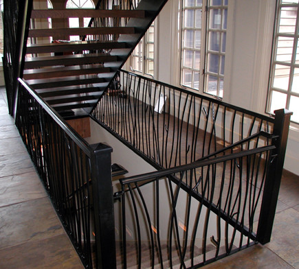 Twig Stair Railing Stair System
