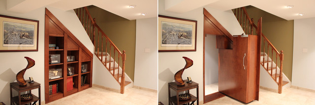 Under Stairs Doorway Staircase Phoenix By Hidden