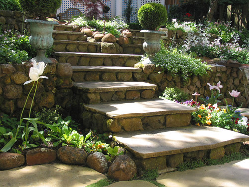 Kate Michels Landscape Design traditional landscape