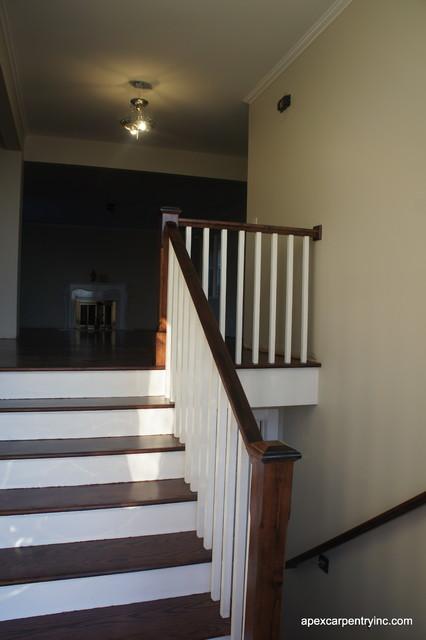 Utah stair railings. - Contemporary - Staircase - salt lake city - by ...