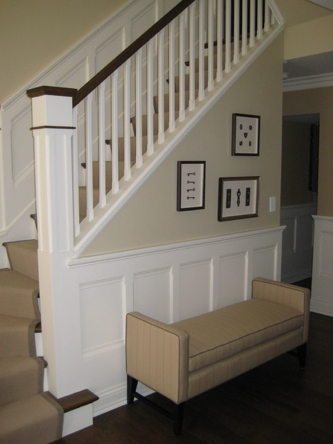 Vacation Home traditional-staircase