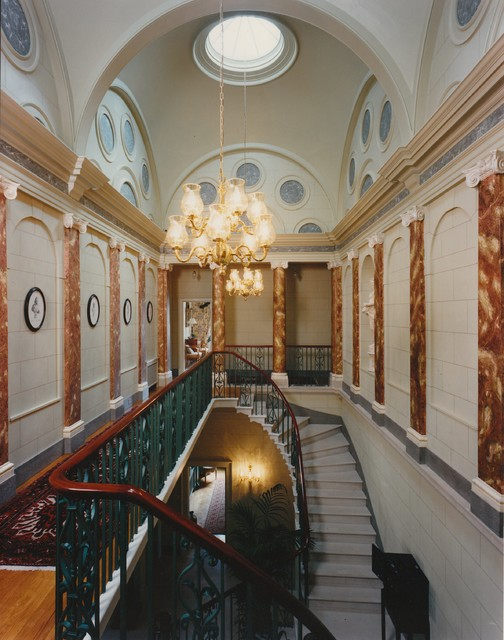 Veneto Villa Traditional Staircase London By