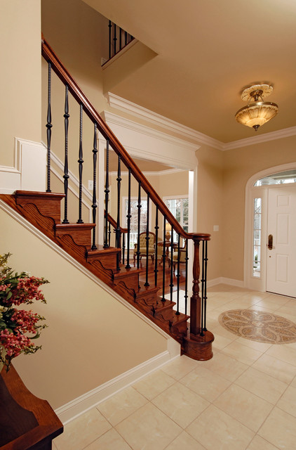 Victoria traditional-staircase