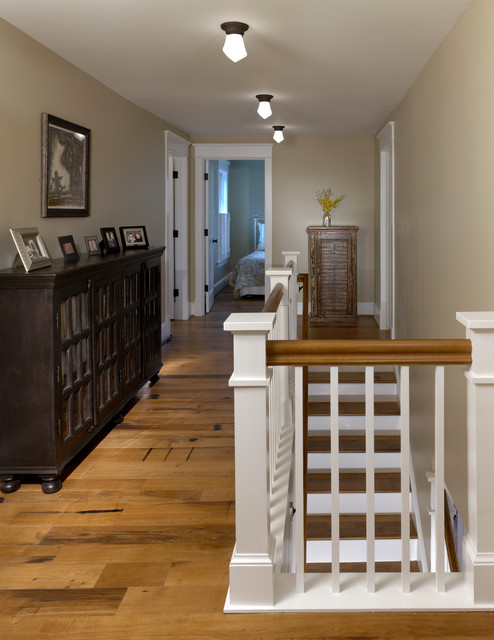 Virginia Avenue Stair Hall Traditional Staircase Dc