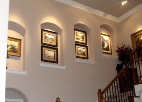 Wall Art Niches