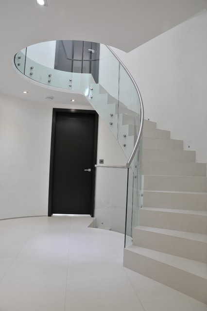 Warburton Project contemporary-staircase