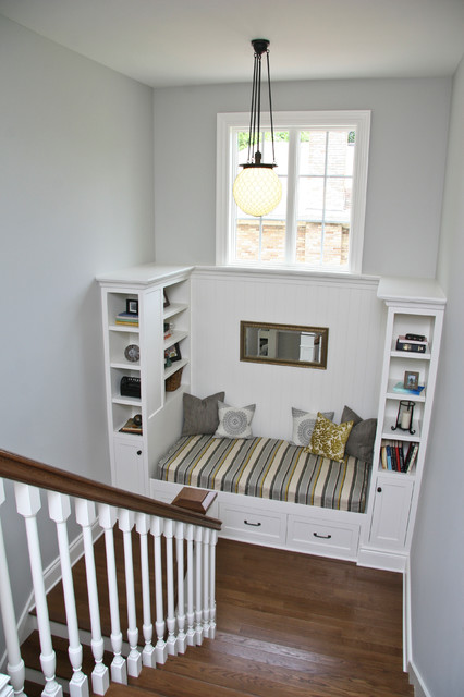 Staircase Built-in transitional-staircase