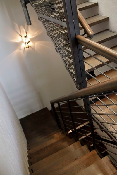 Water St. contemporary-staircase