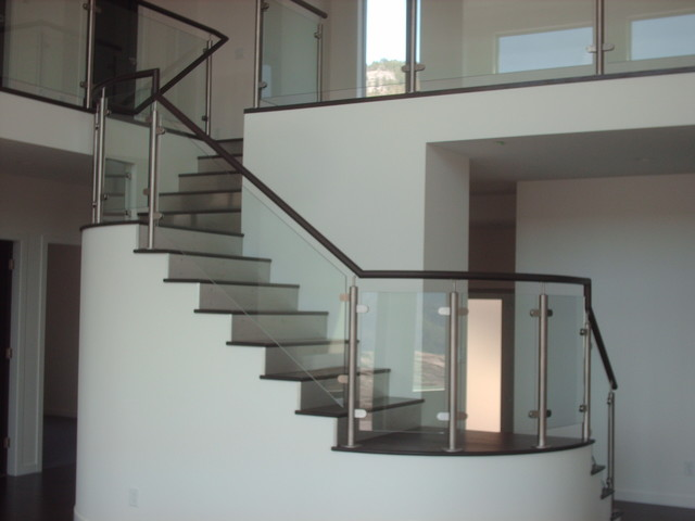 Weckel project modern-staircase