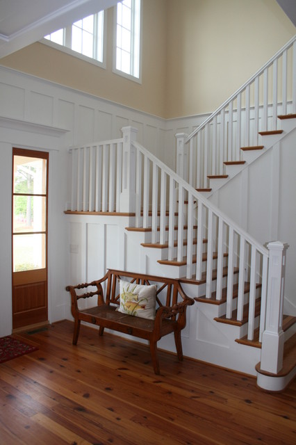 Welcome Home eclectic-staircase