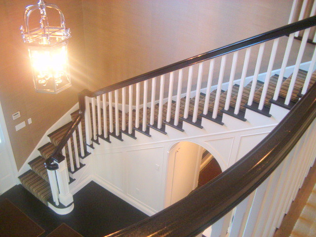 Westchester & Long Island Projects traditional-staircase