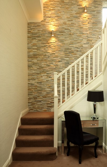 Westerhope Wonder | Modern Family Home Transitional Staircase