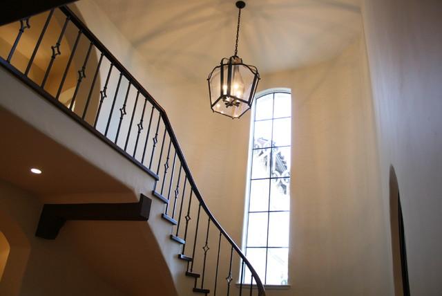 Staircase - mediterranean staircase idea in San Francisco