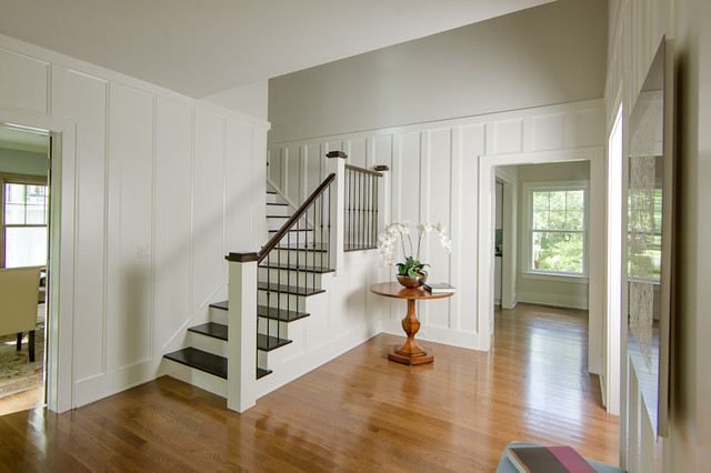 Great Westport Farmhouse For The Modern Traditionalist Country Staircase