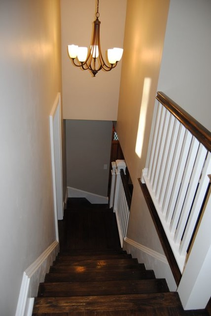 Whole House Renovation & Additions traditional-staircase