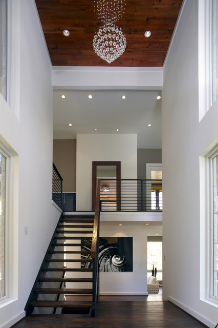 Whole House Renovation - Beechwood - Contemporary - Staircase - atlanta - by Epic Development
