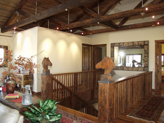 Wildhorse Ranch traditional-staircase