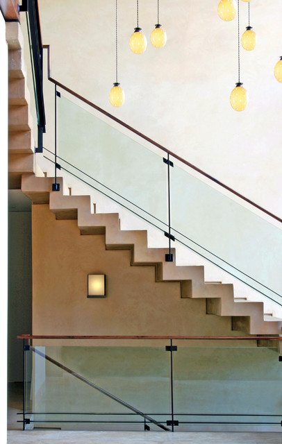 William Hefner Architecture Interiors & Landscape contemporary-staircase