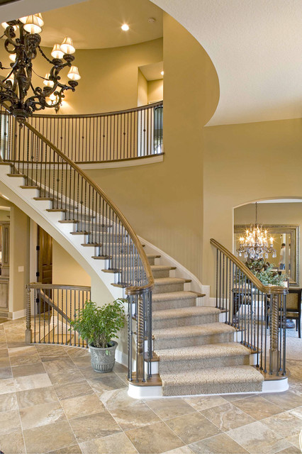 Willoughby Luxury Home Tour Traditional Staircase