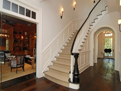 willow decor mls greenwich home listing traditional-staircase