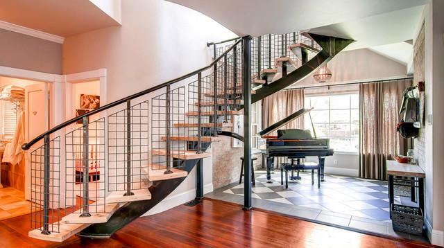Modern Winder Stairs