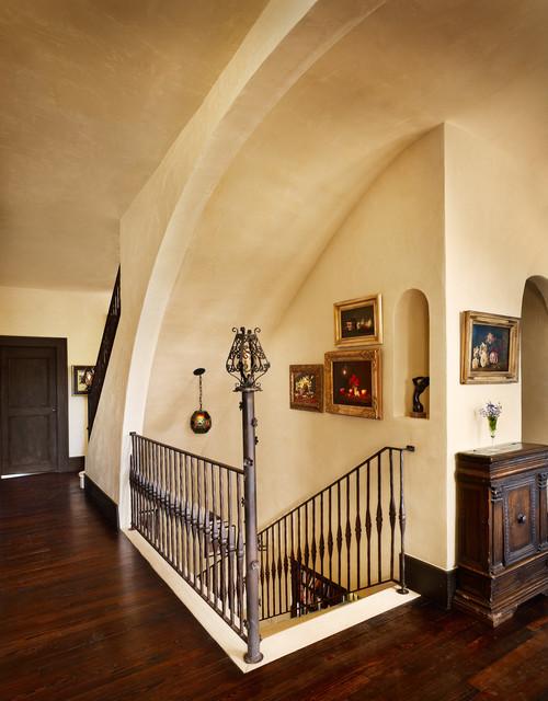 Windsor Residence mediterranean-staircase