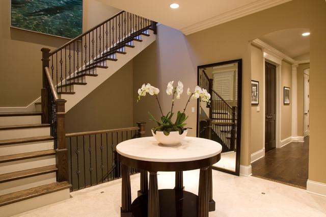 Traditional Foyer Questions : Wolfram foyer