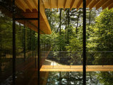 modern  Design Workshop: The Intriguing Effects of Exposed Framing (16 photos)