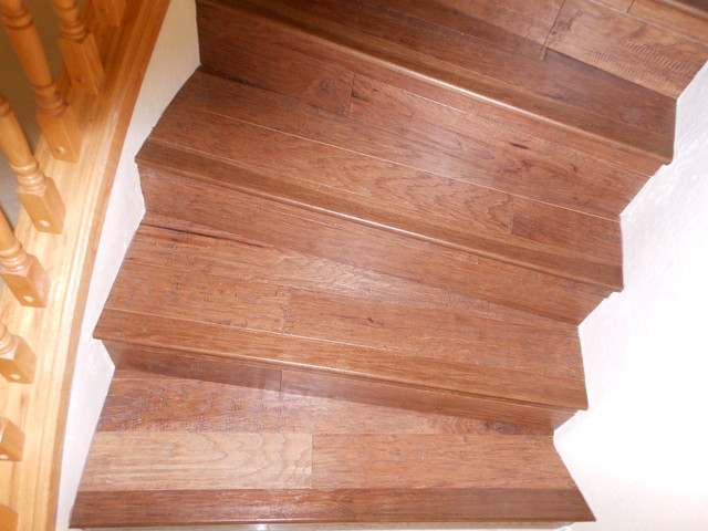 WOOD FLOORS Modern Staircase Phoenix By Experts In