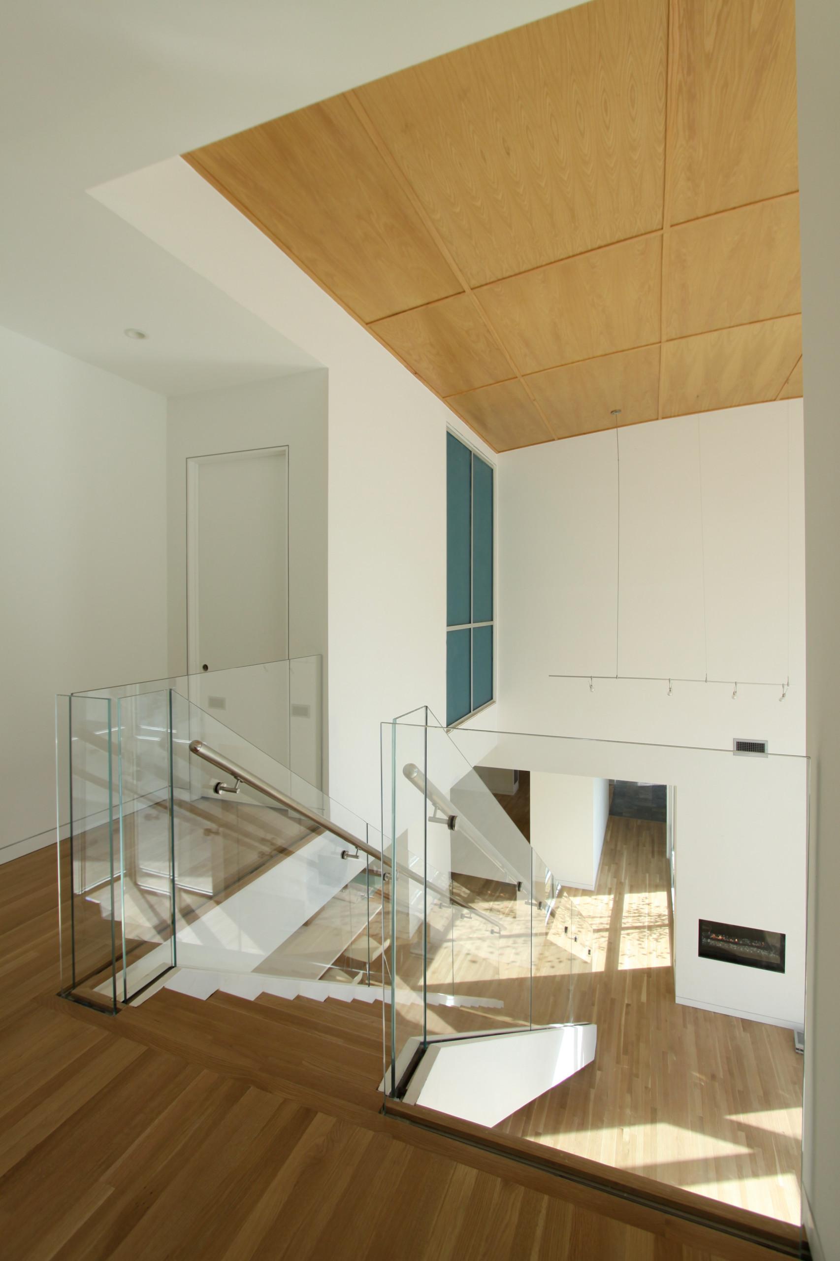 Woodlands Modern House