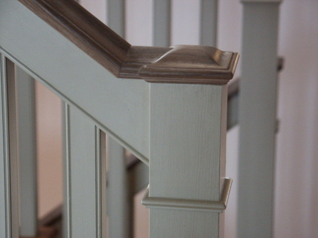 Worth traditional-staircase