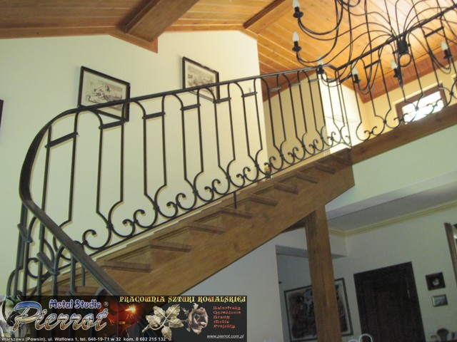 wrought iron railing balustrada kuta 14