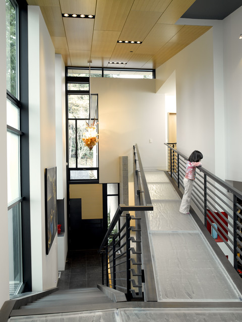 Coop 15 Architecture modern-staircase