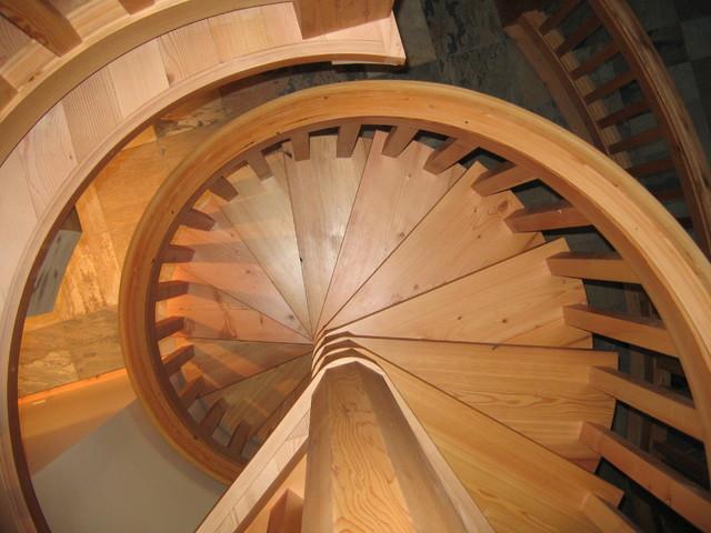 Zaba staircase