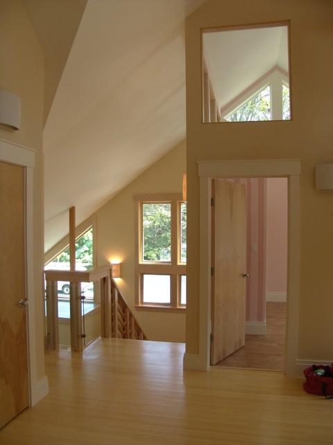 Zuffante House interiors staircase