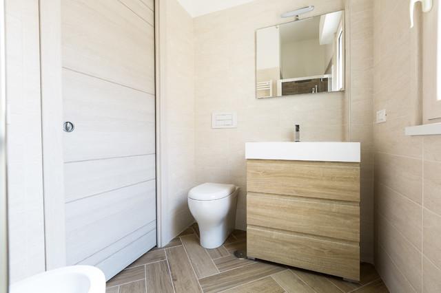 a casa di Milena contemporaneo-stanza-da-bagno