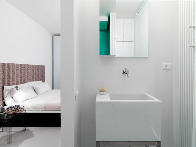 Appardamento D.S. modern-bathroom