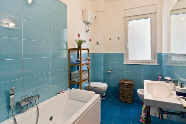 Appartamento cagliari stile marinaro stanza da bagno cagliari