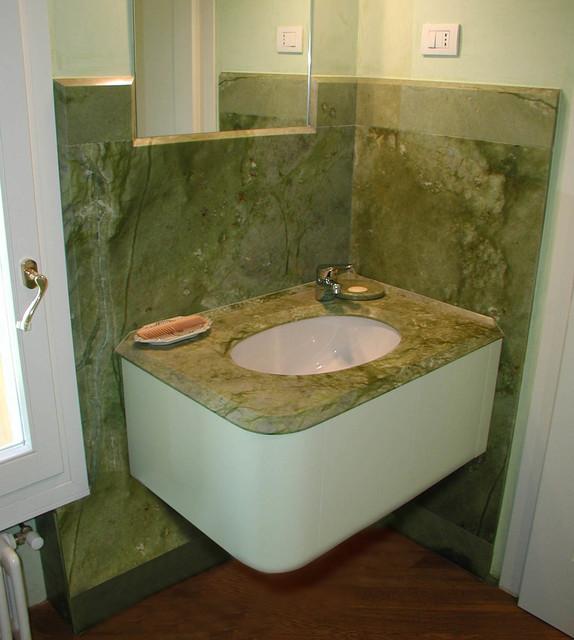 Arredi bagno in Marmo,Pietre, Graniti