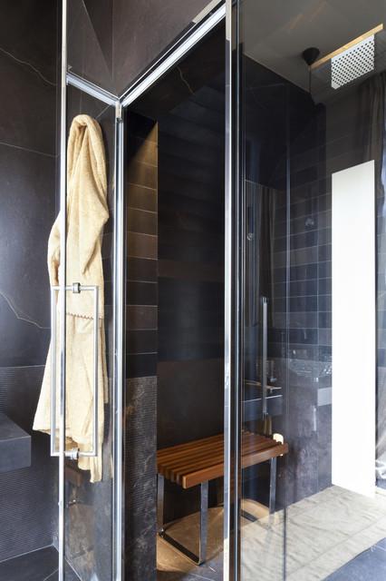 Atelier durini 15 moderno stanza da bagno milano - Andrea castrignano bagno ...
