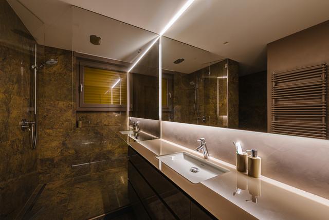 Design Bagno Con Doccia : Idee bagni moderni da sogno u colori idee piastrelle bagno