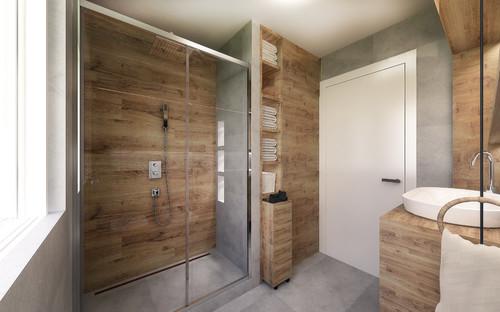 Un progetto per un nuovo bagno