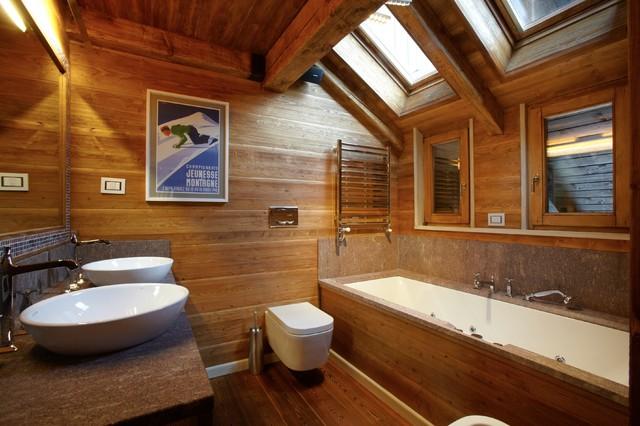 Bagno in marmo - Stanza da bagno ...