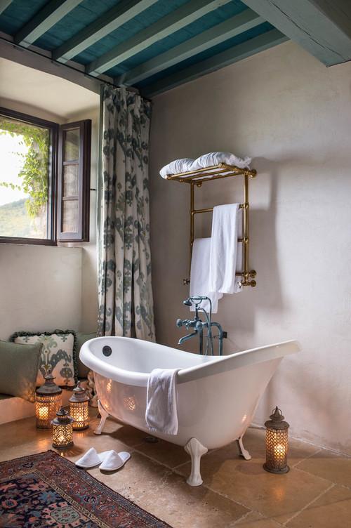 mediterraneo stanza da bagno