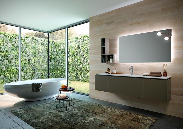 Arredo Bagno Ghezzi.Catalogo Arredo Bagno Ghezzi Contemporary Bathroom